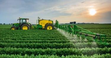 John Deere pulverizador Vida Rural