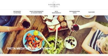 Sogrape publica informação nutricional dos seus vinhos