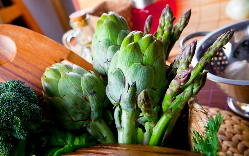 dicas nutricionais para produtores de alcachofra