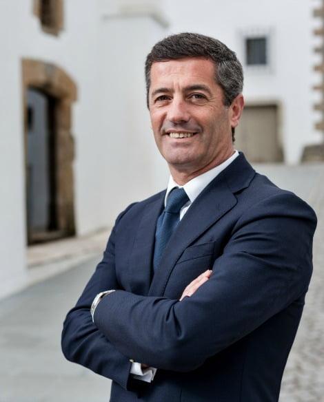José Mateus Ginó, presidente do Conselho Executivo da Fundação Eugénio de Almeida
