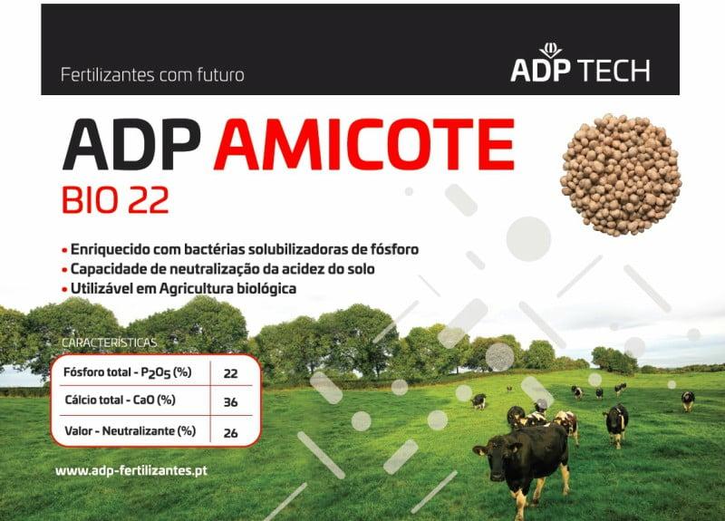 ADP lança novo fertilizante com fosfato natural