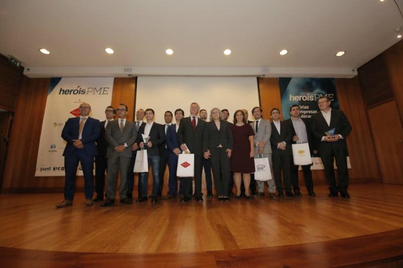 Casa da Prisca considerada 'Herói PME'