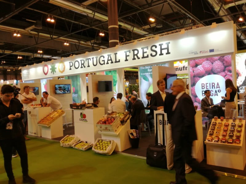 Portugal Fresh na Fruit Attration