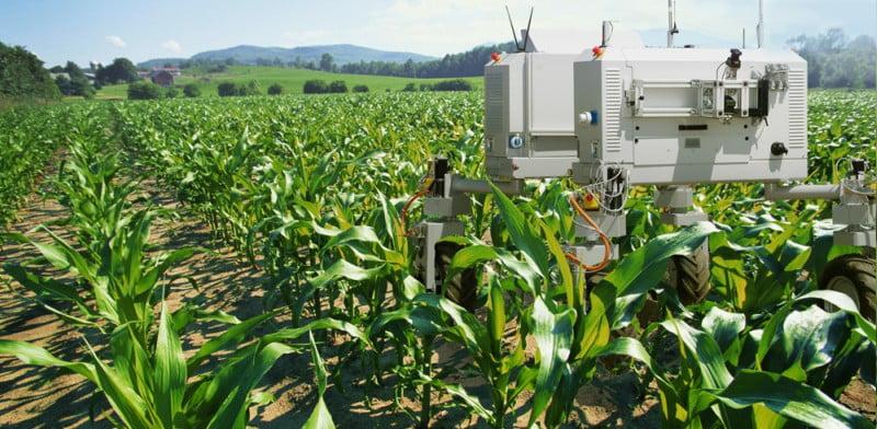Bosch Aposta Na Agricultura Inteligente