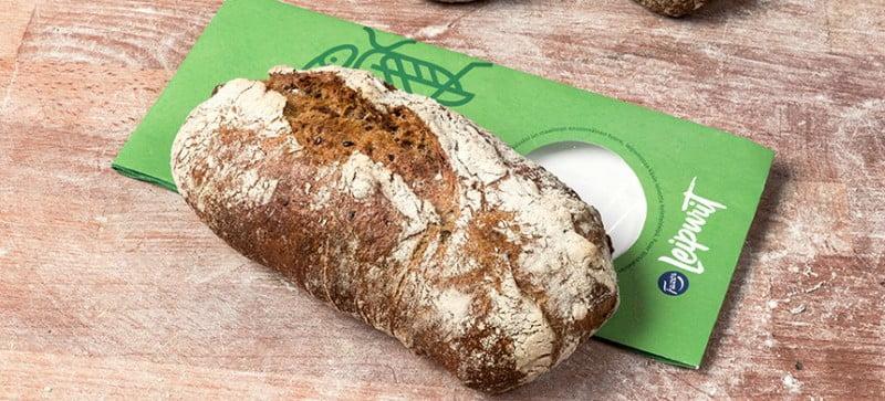 Finlandeses começam a vender pão com farinha de grilo