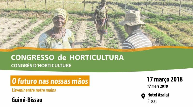 O futuro da agricultura guineense discute-se em março
