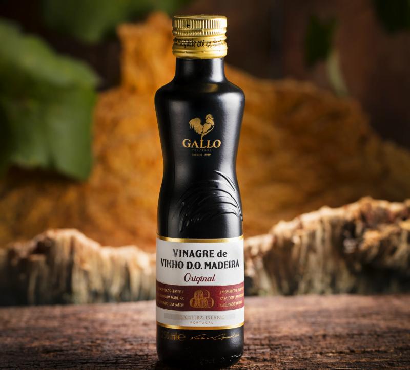Gallo lança Vinagre de Vinho D.O. Madeira