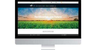 ADP Fertilizantes aposta no digital e lança novo site