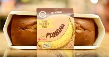 Bananas maduras reaproveitadas pelo Continente para criar novo produto