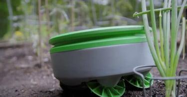 Startup que criou robot para cortar ervas daninhas recebe investimento de empresa agrícola