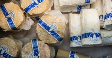 Comida Independente queijo de cabra Massuça Vida Rural