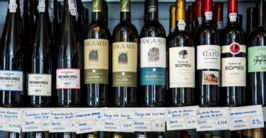 Comida Independente vinhos Vida Rural