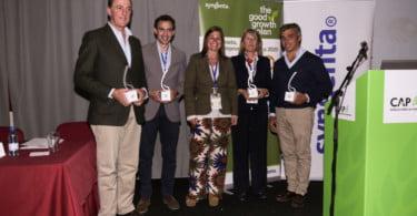 Syngenta distingue sustentabilidade agrícola