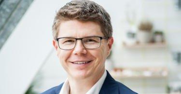 Robert Opp, diretor de inovação e gestão de mudança do Programa Alimentar Mundial das Nações Unidas