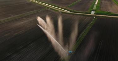 Eurodeputados aprovam medidas de reutilização da água na irrigação agrícola