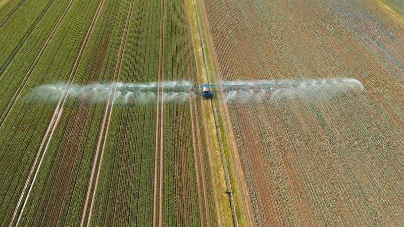 Qual o papel da água no desenvolvimento rural e planeamento do território?