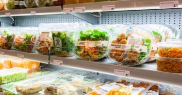 Cadeia de supermercados holandesa testa área dedicada a comida vegan