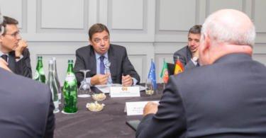 Portugal e Espanha definem estratégia conjunta de negociação da PAC