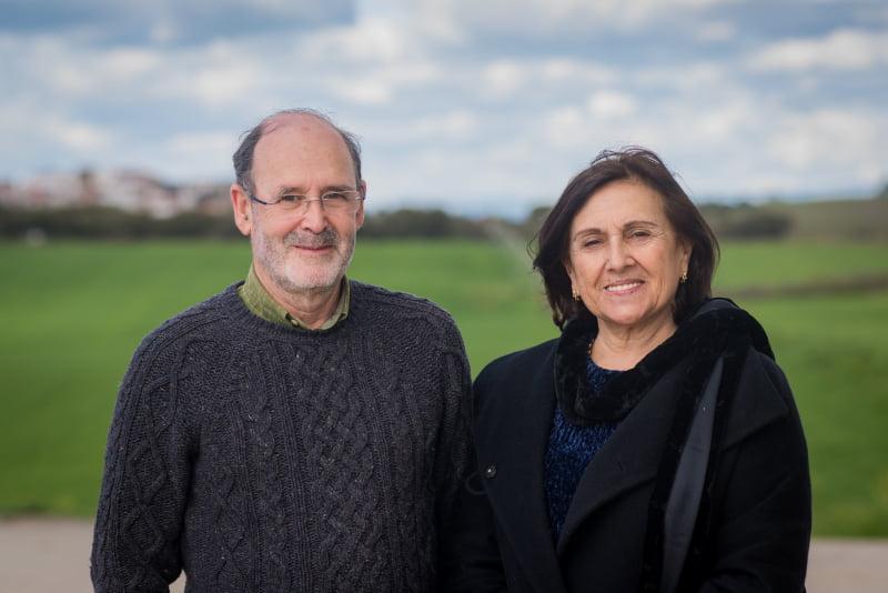 Jerónimo e Maria Luísa Pereira Leite