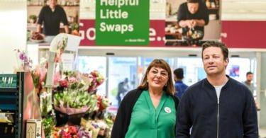 Jamie Oliver é a 'arma secreta' da Tesco para promover alimentação saudável