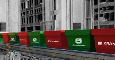 John Deere e Kramp alargam acordo a toda a Europa