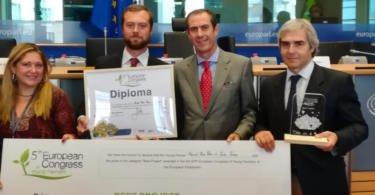 'Melhor Jovem Agricultor Europeu' é português