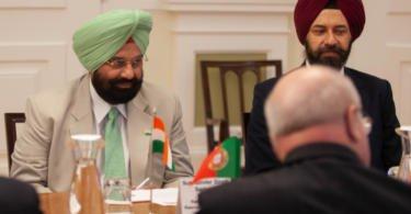 Governo quer reforçar cooperação agrícola com a Índia