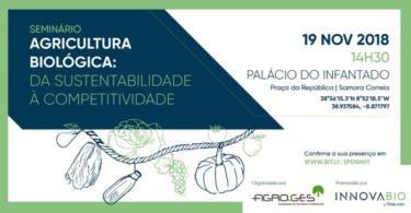 Competitividade da agricultura biológica em discussão