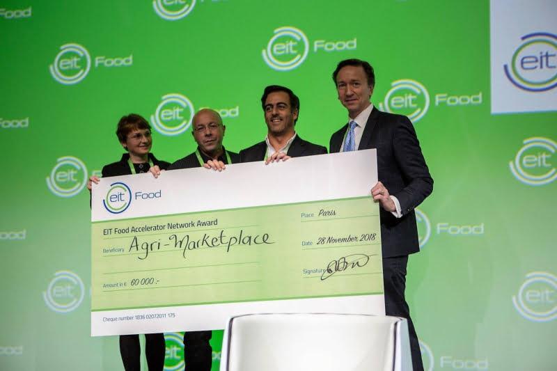 Startup nacional vence programa de inovação agroalimentar internacional