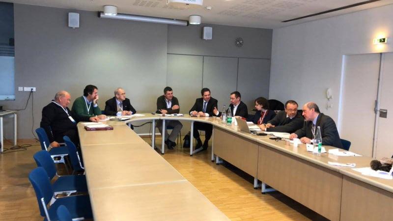 Irrigants d'Europe marca presença no Congresso do Milho em França