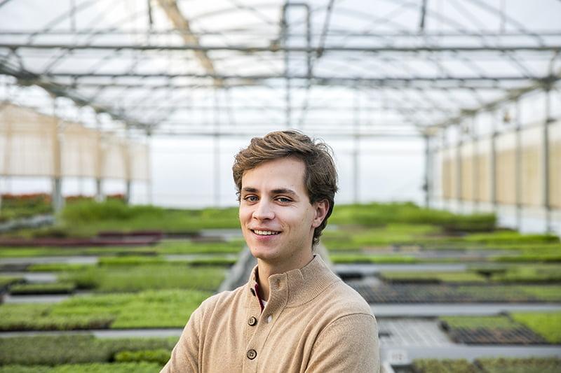 Tomás Lancastre, Fundador da Microgreens