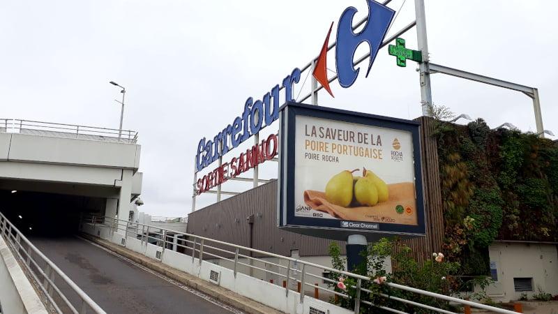 Pera portuguesa ruma a Paris para conquistar novos consumidores