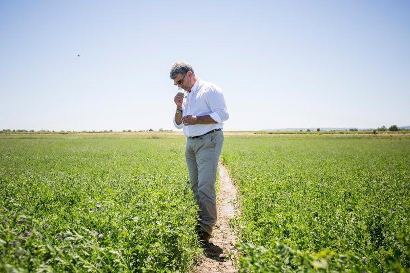 Quinta da Lagoalva é a 'Empresa Agrícola que marca'