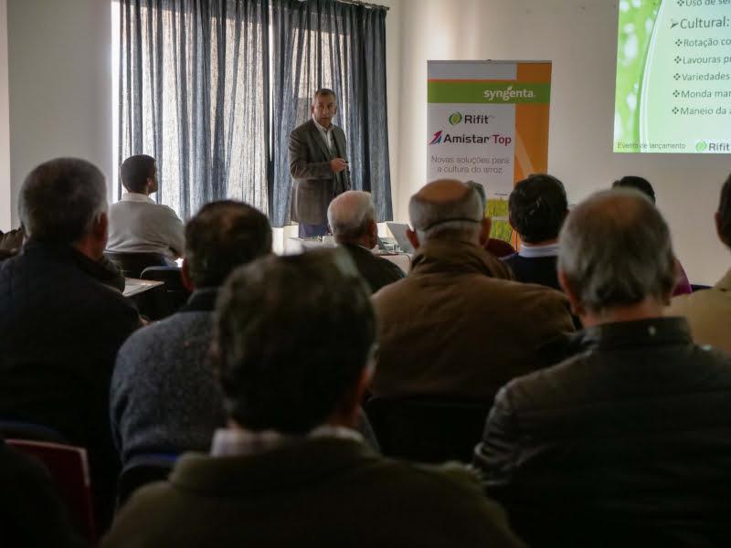 Syngenta lança novas soluções para a proteção do arroz