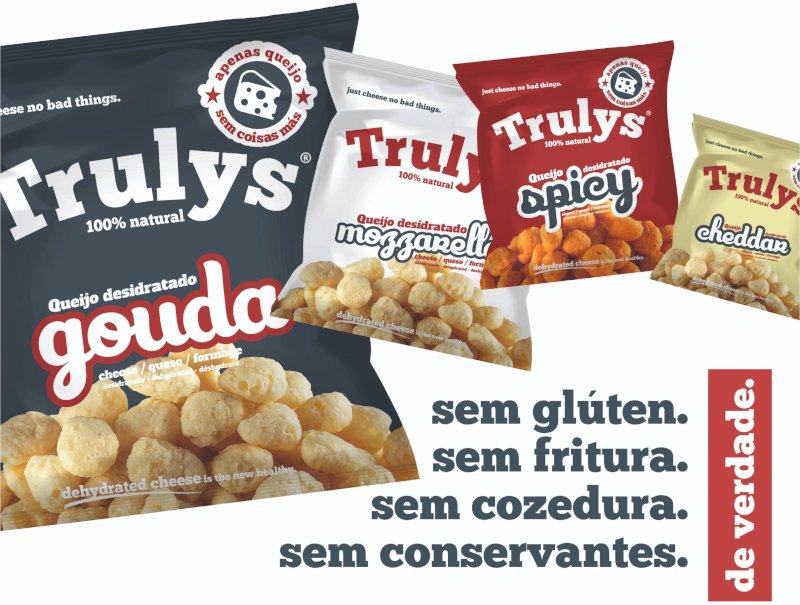 Portugueses criam snacks de queijo desidratado