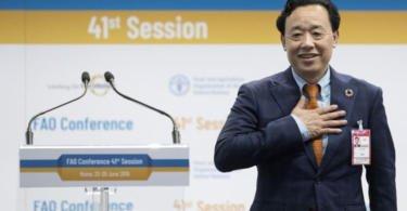 FAO tem novo diretor geral