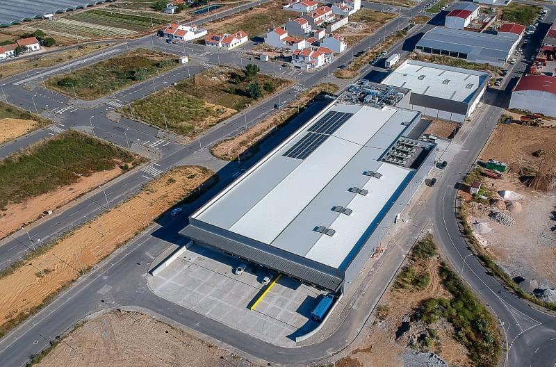 Driscoll's investe 7 M€ em novo armazém de frio