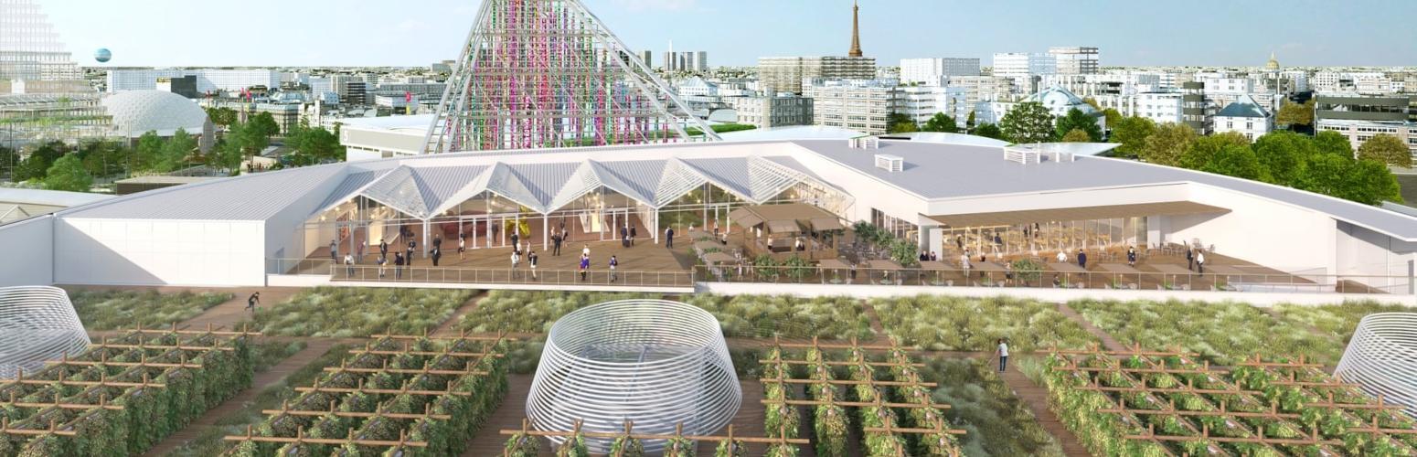 Paris vai ter a maior quinta urbana do mundo
