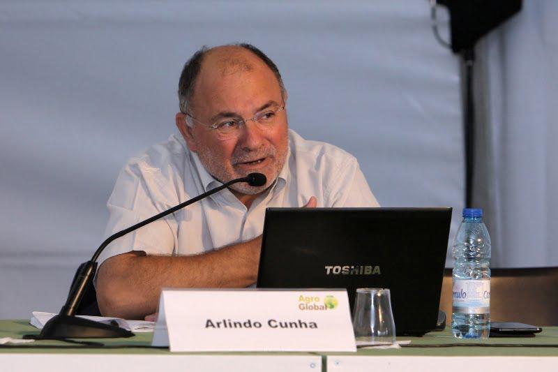 Arlindo Cunha será ministro da Agricultura se Rui Rio formar Governo