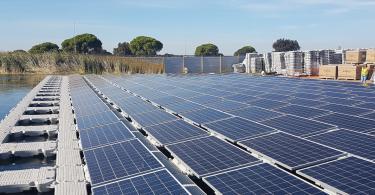 """EDIA quer criar """"o maior projeto fotovoltaico flutuante da Europa"""" com 50 M€"""