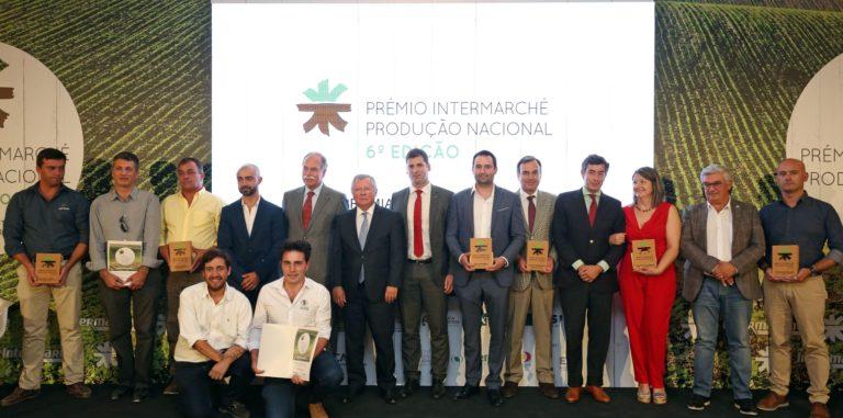 Já são conhecidos os vencedores da 6.ª edição do Prémio Intermarché Produção Nacional