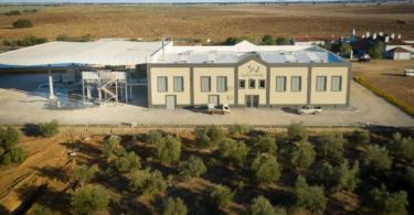 Santa Vitória investe 3,5 M€ em lagar de azeite