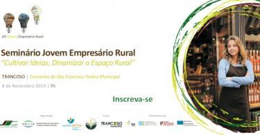 Seminário 'Jovem Empresário Rural' realiza-se na próxima semana