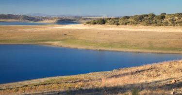 Armazenamento de água cai em todas as bacias hidrográficas em setembro