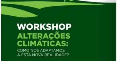 Coruche recebe workshop sobre adaptação às alterações climáticas