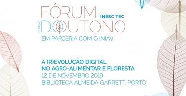 Fórum do Outono INESCTEC debate a revolução digital no agroalimentar