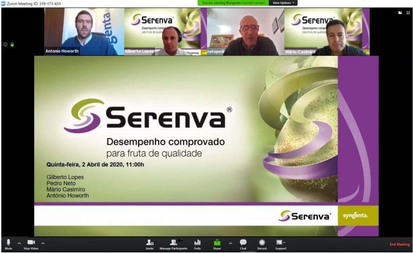 Syngenta Webinar Apresentação SERENVA e