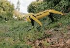 Empresa de robótica lança 'Spot', um cão-robô que ajuda na agricultura