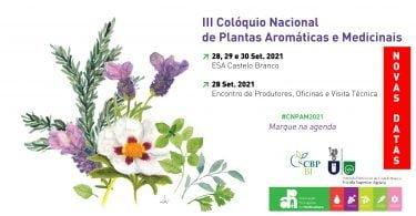 III coloquio plantas aromaticas e medicinais_2021
