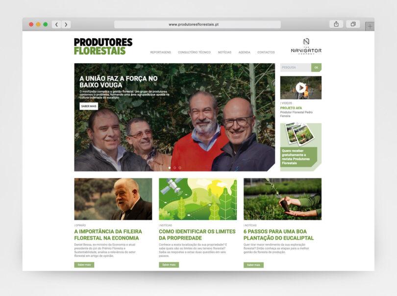 Produtores Florestais